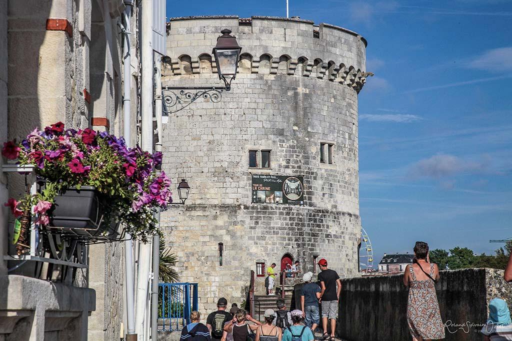 La Rochelle tours proche chambre d'hote