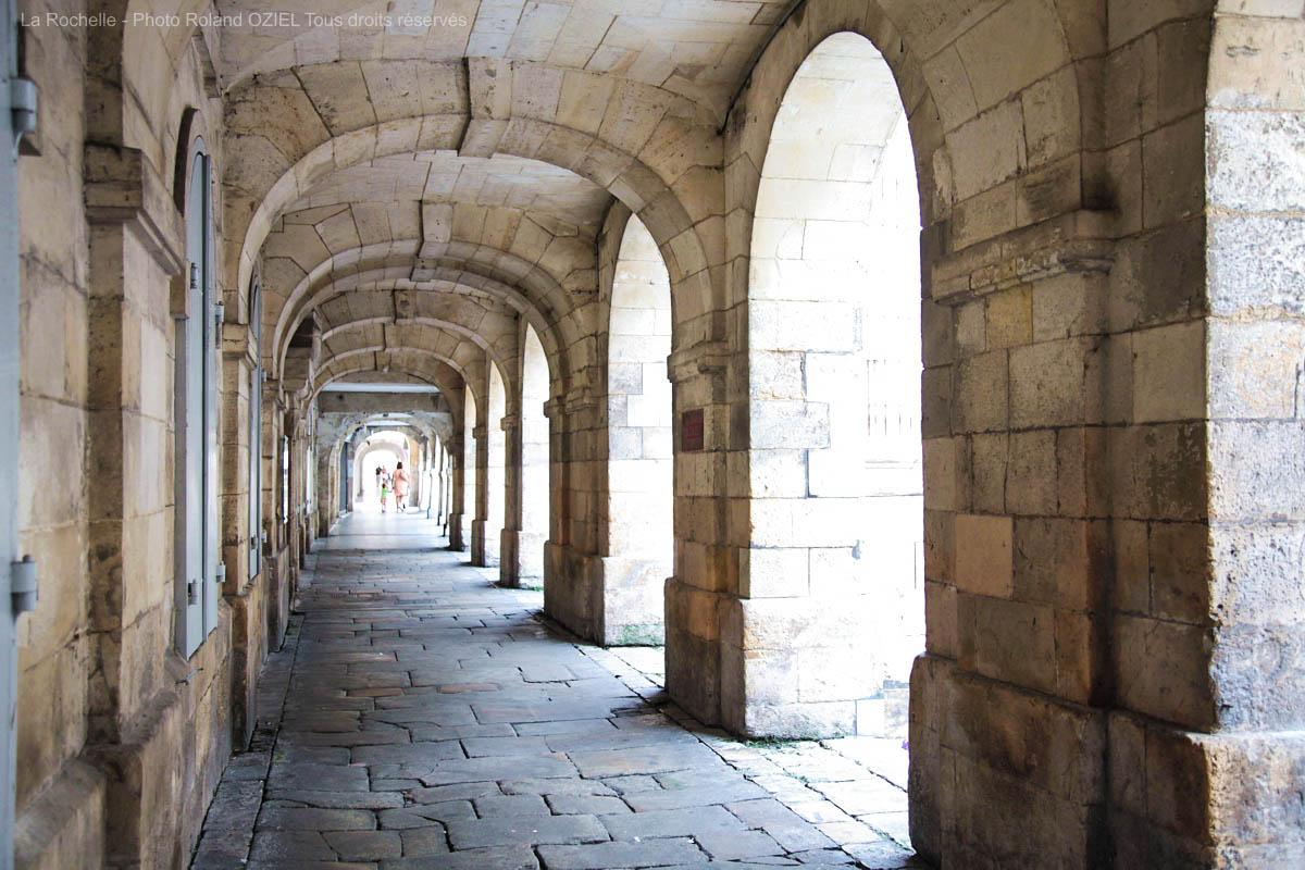 arcades La Rochelle